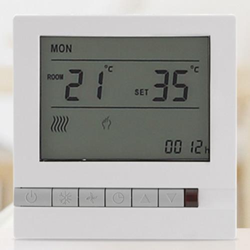 智能化采暖控制